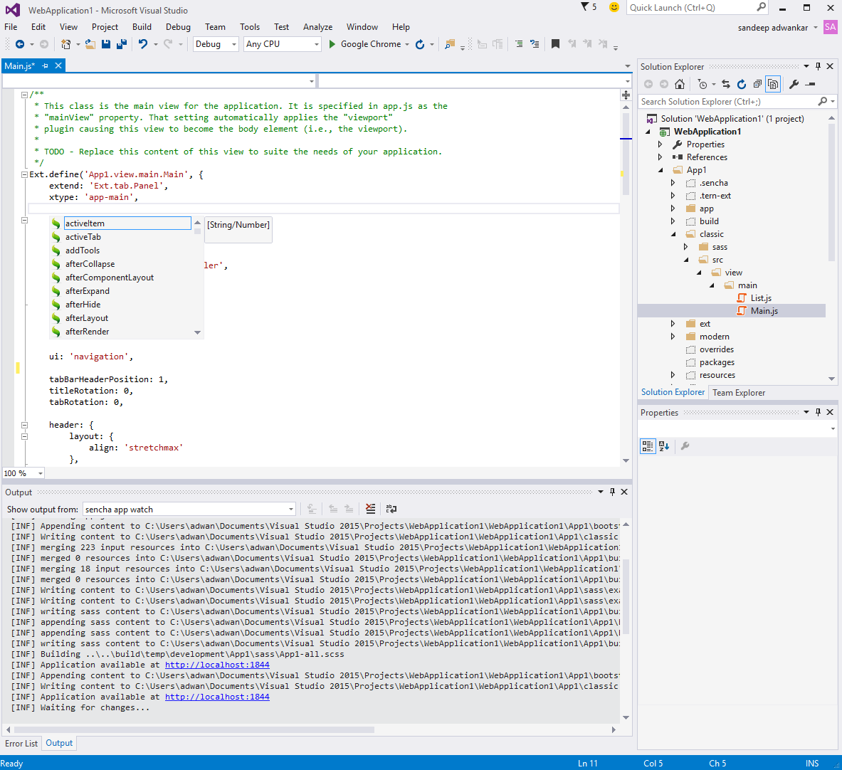 Sencha Visual Studio Extension - Visual Studio Marketplace